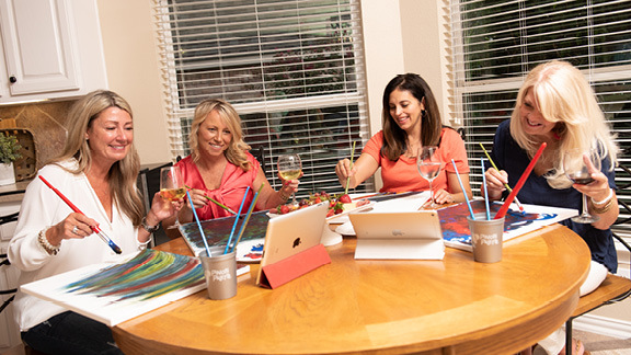 Book A Virtual Private Party Today!