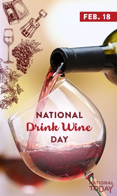 National Drink Wine Day Pinot S Palette