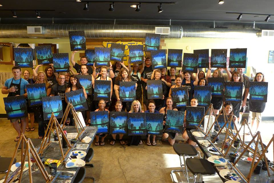 Painting it Forward Events