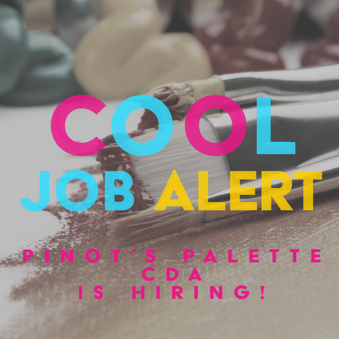 Cool Job Alert! - We're Hiring!