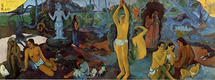 Happy Birthday to Paul Gauguin!