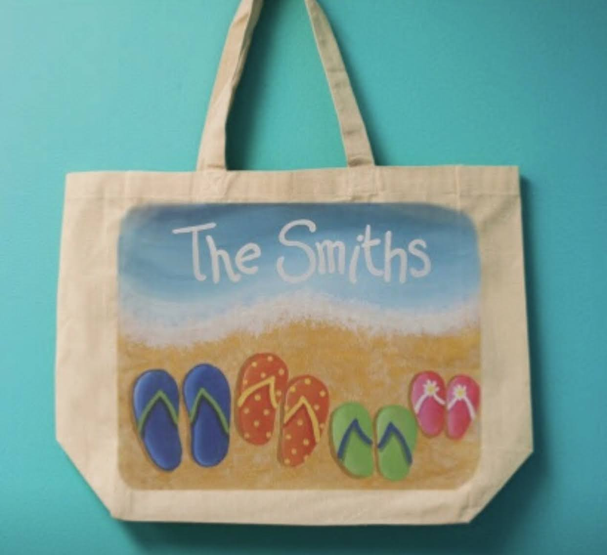 IN-STUDIO: CANVAS OR TOTE BAG