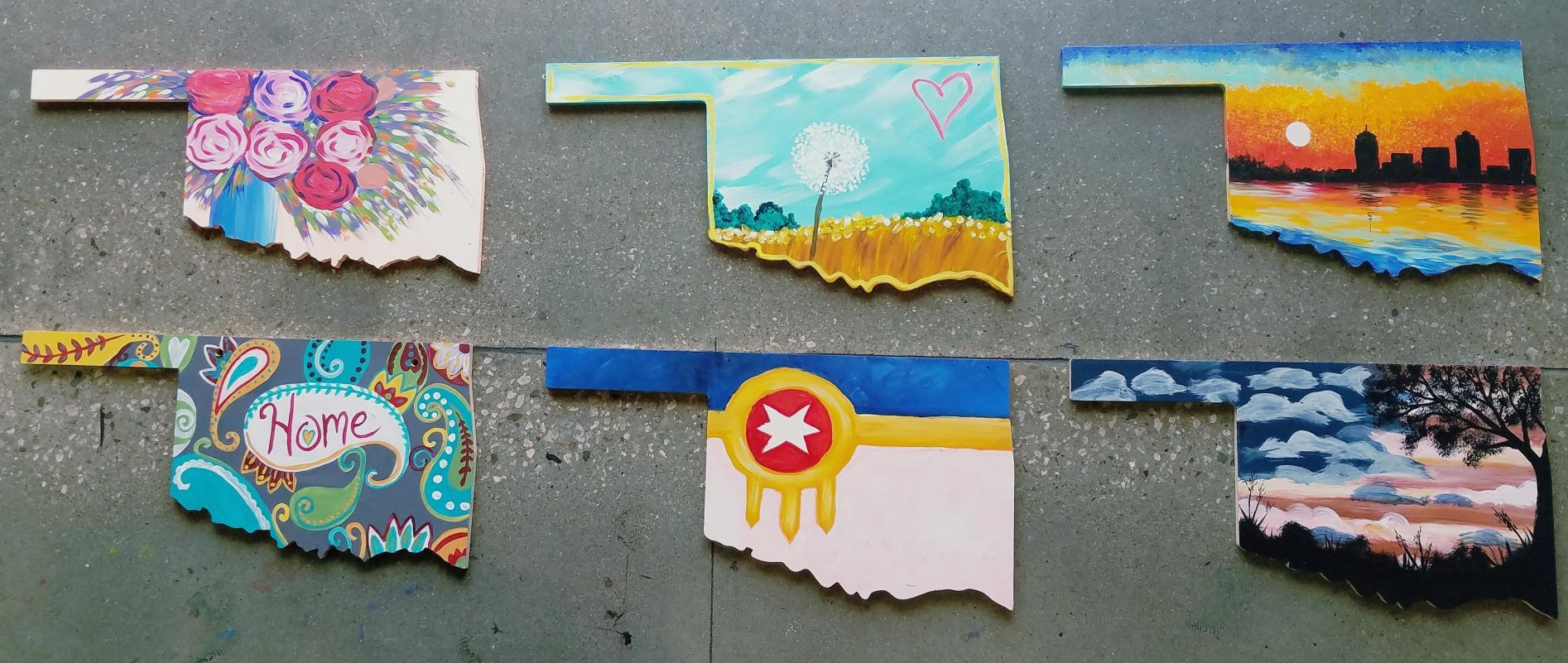Wooden Cutouts: The New Canvas?