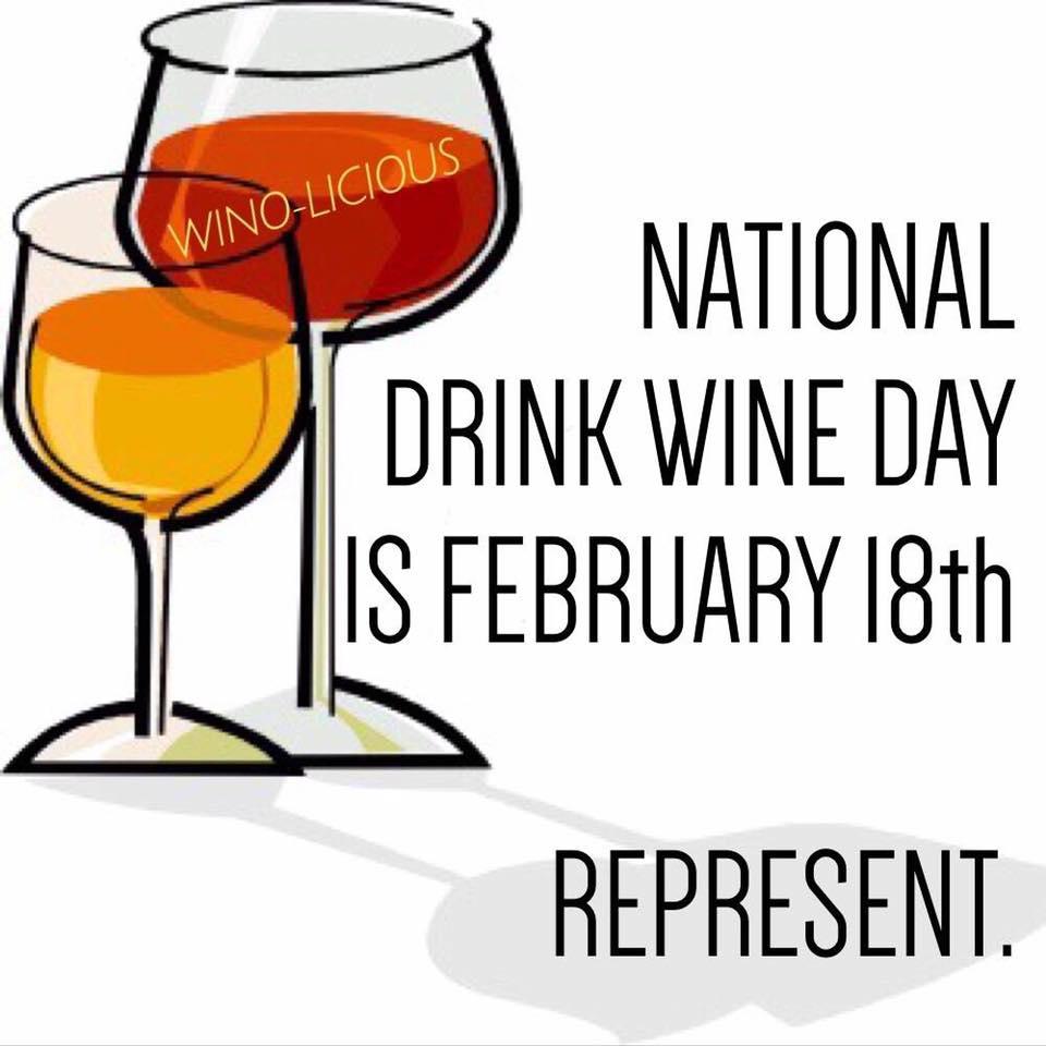 Time to Celebrate Wine!