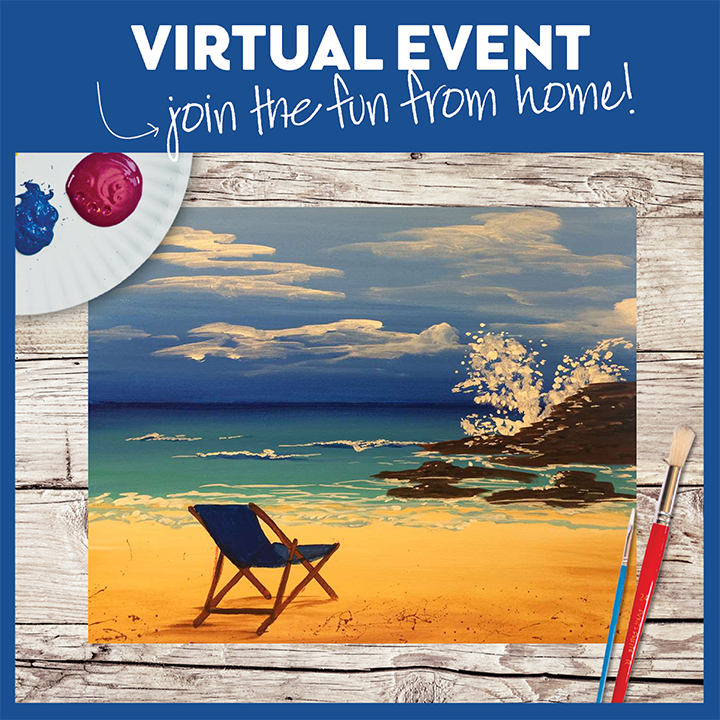Baja Beach Virtual Class: Live or On Demand