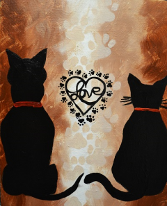 Painting It Forward for Stray Rescue