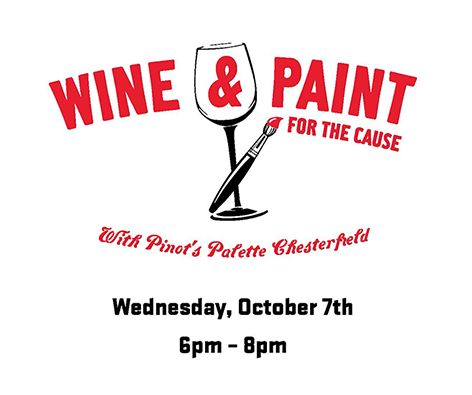 Paint and Wine Tasting at Lucky's Ellisville