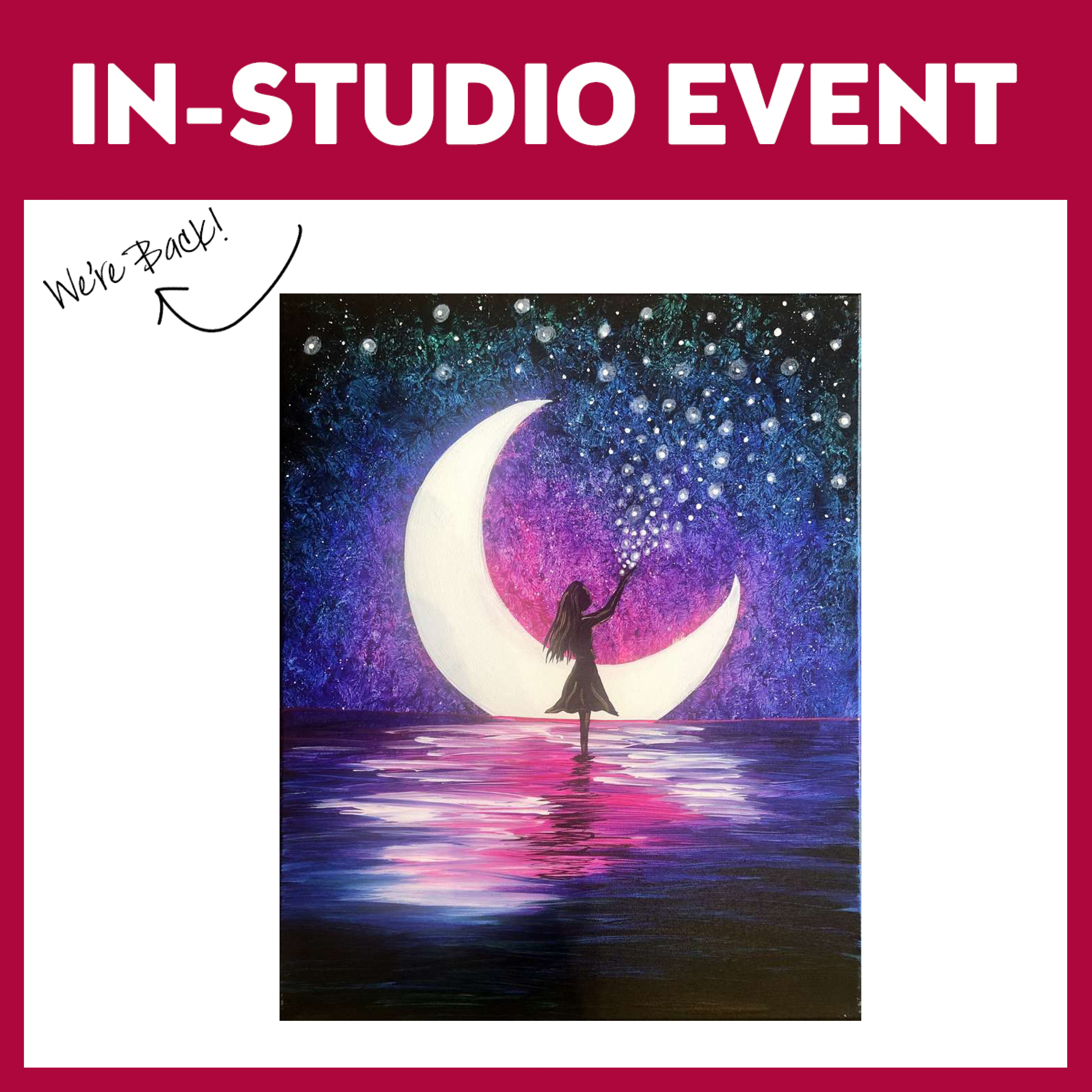 Nite Lite Live In Studio - Limited Seating