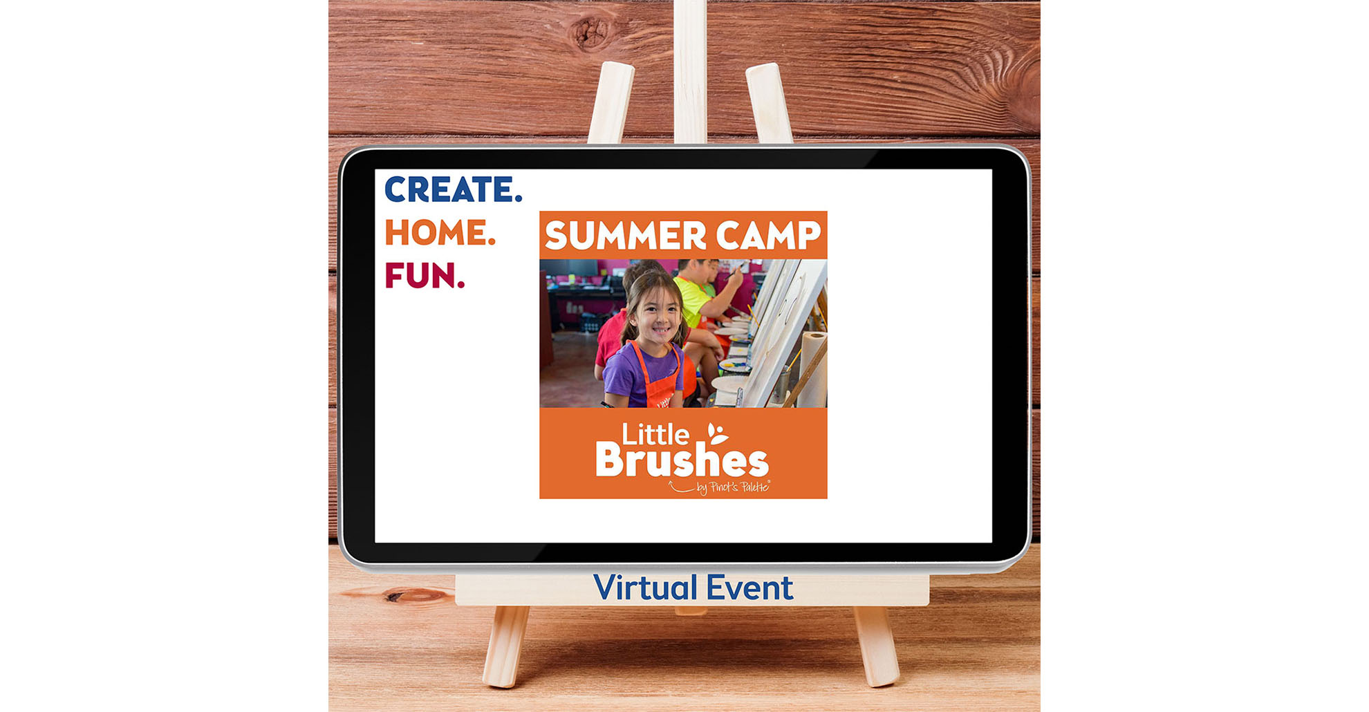 Virtual Summer Art Camps