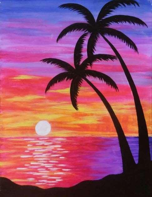 Paradise Sunset