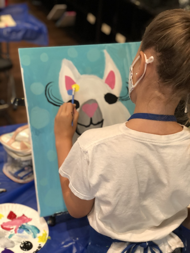 Kids Drop-In Art Club
