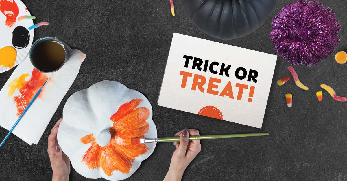 Trick or Treat promotion
