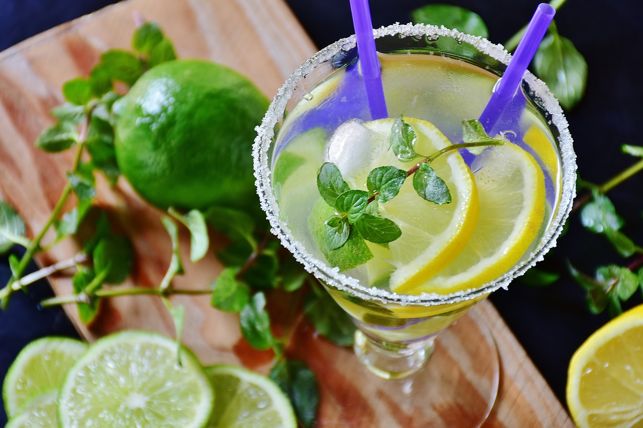 Cool Summer Cocktail Recipes