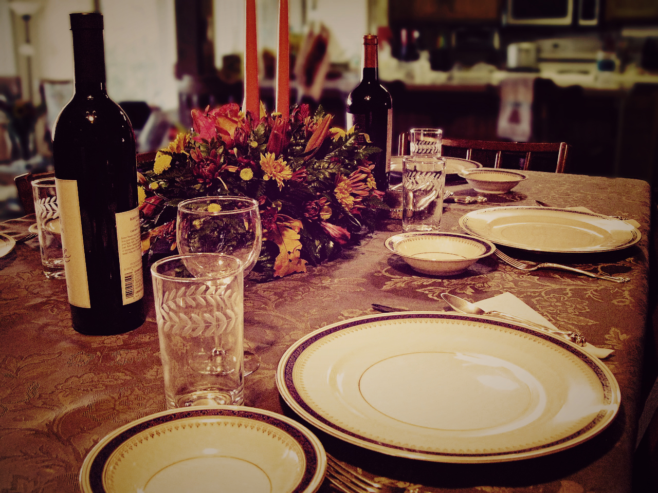Friendsgiving Wine Pairings