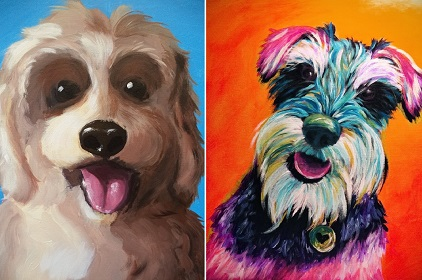 Paint Your Pet with Project Pet Classes