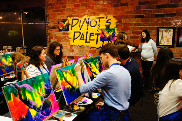 Top 4 Pinot Paintings to Liven Up Your Kitchen