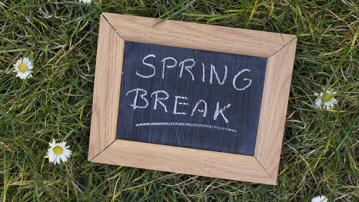 7 Fun Ideas to Do With Your Children This Spring Break