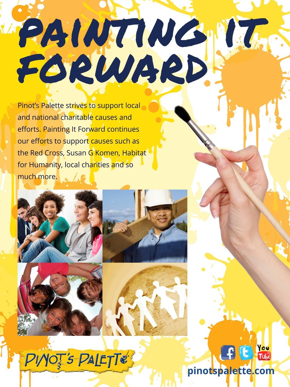Paint it Forward