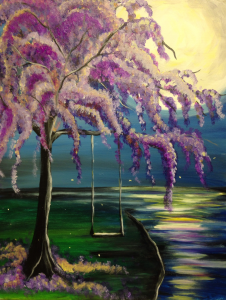 Painting It Forward for Breast Cancer Prevention