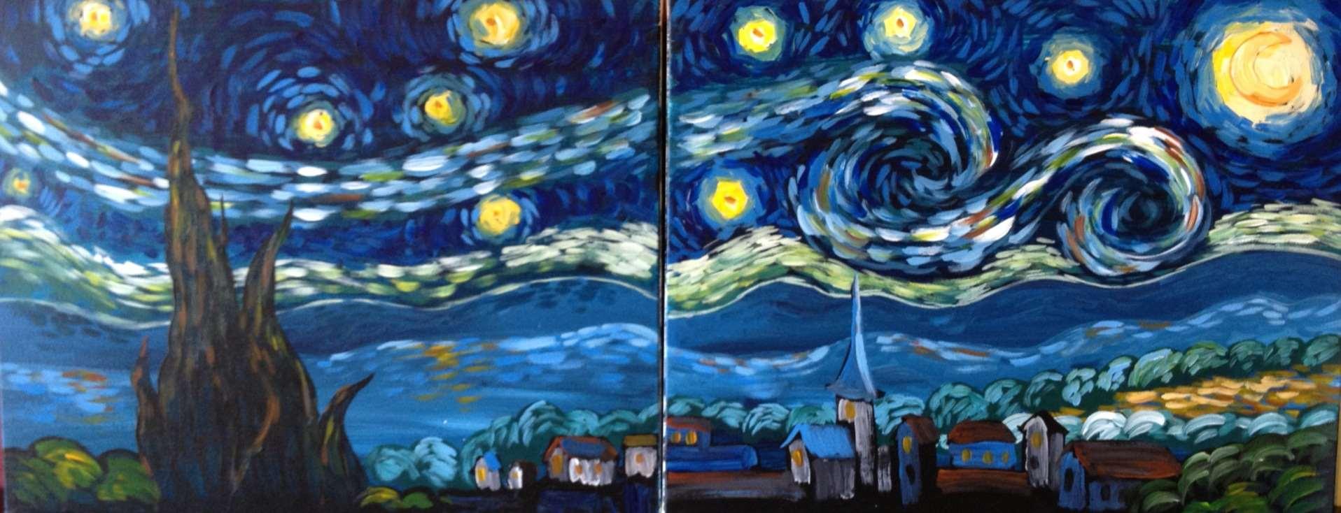 Date Night Starry Night - September 21