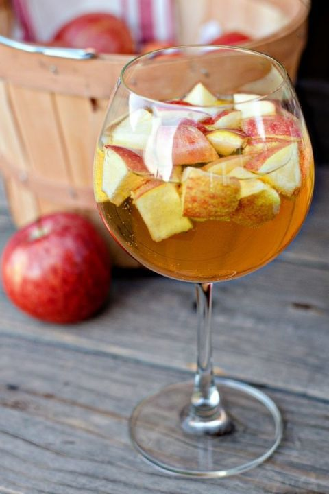 Try This Fun, Fall Drink