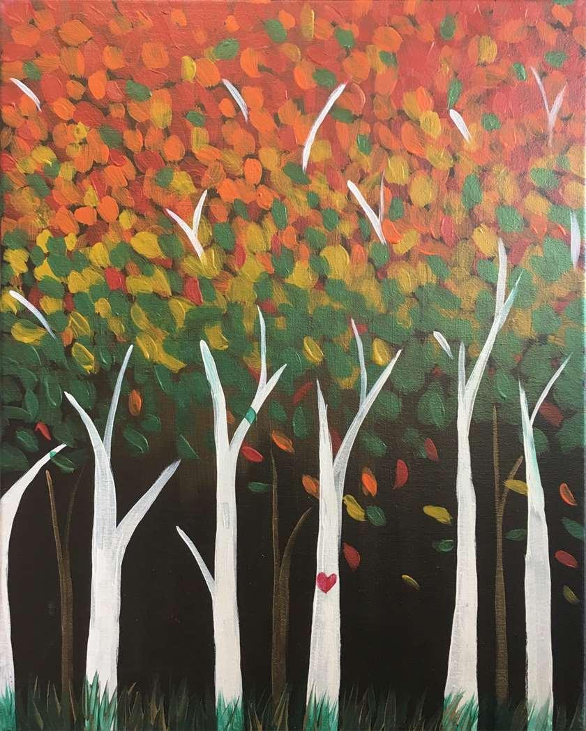Glittering Autumn | November 8