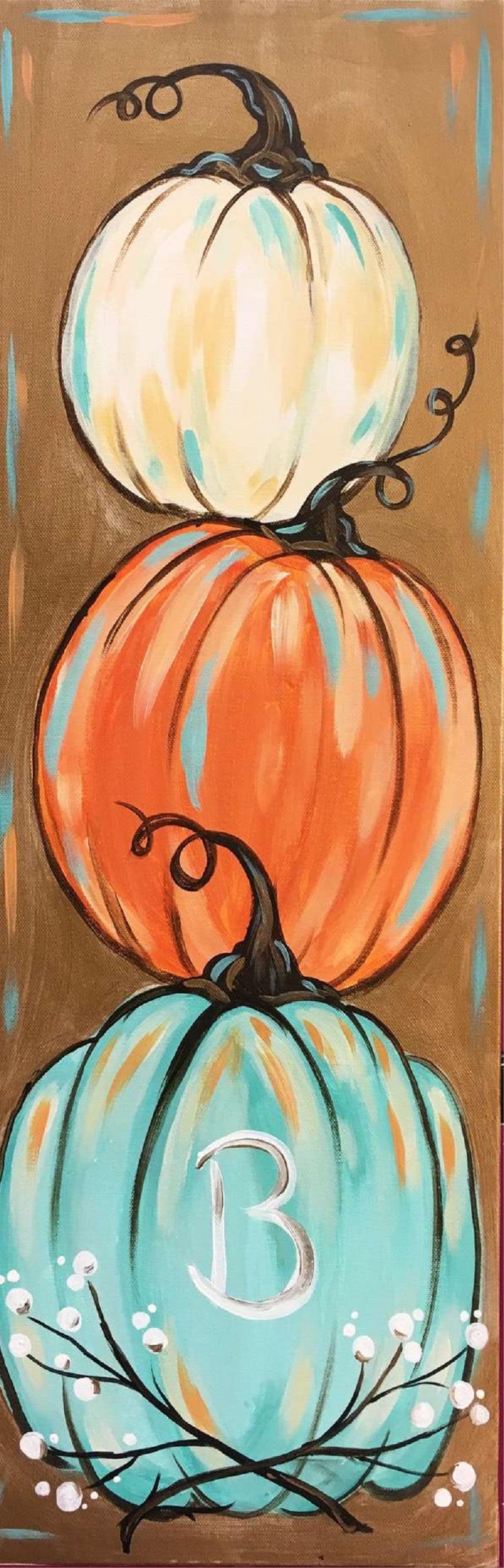 Pleasantly Pumpkin - September 18