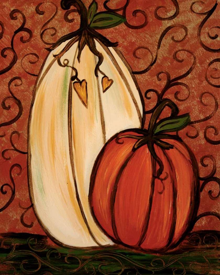 Pumpkin Spice - October 23