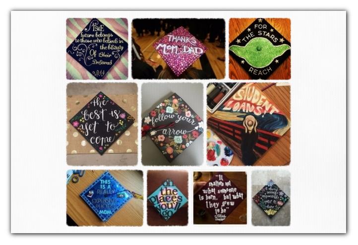 Create a Grad Cap Canvas