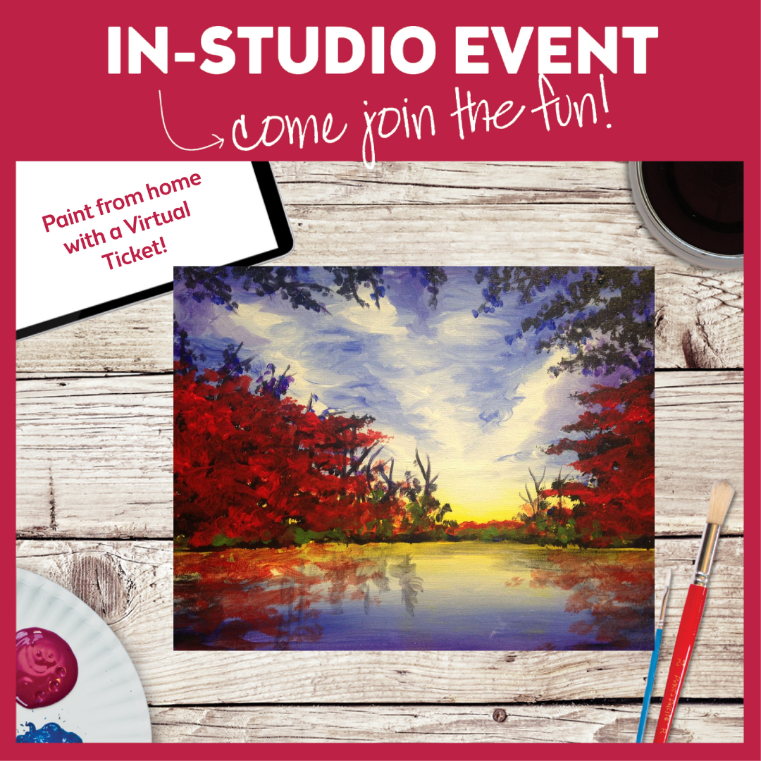HYBRID (in studio + virtual painters)- Special Price!