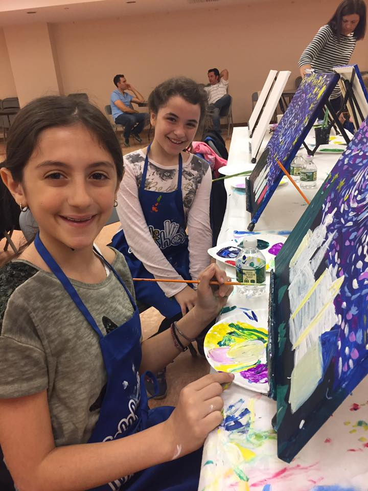 Children's Educational Art Program