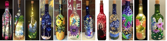 Glass Bottles