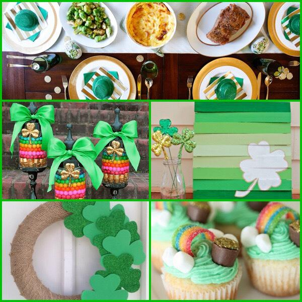 Get St Pattys Day Ready With These Amazing Decor Ideas Pinots