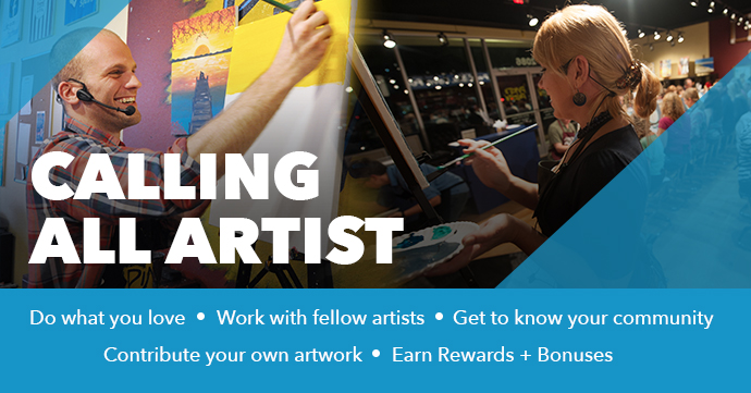 CALLING ALL ARTISTS!!!