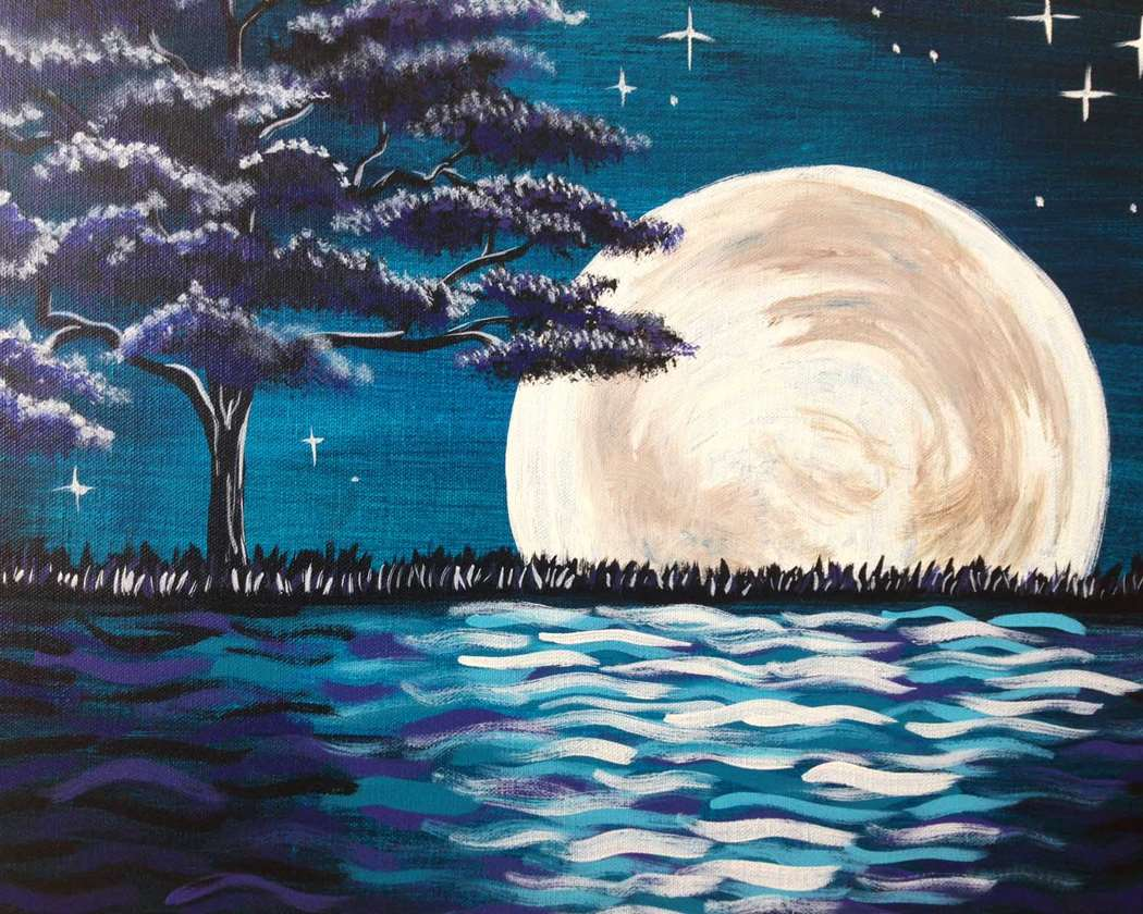 """Moonlight Moon Glow"""
