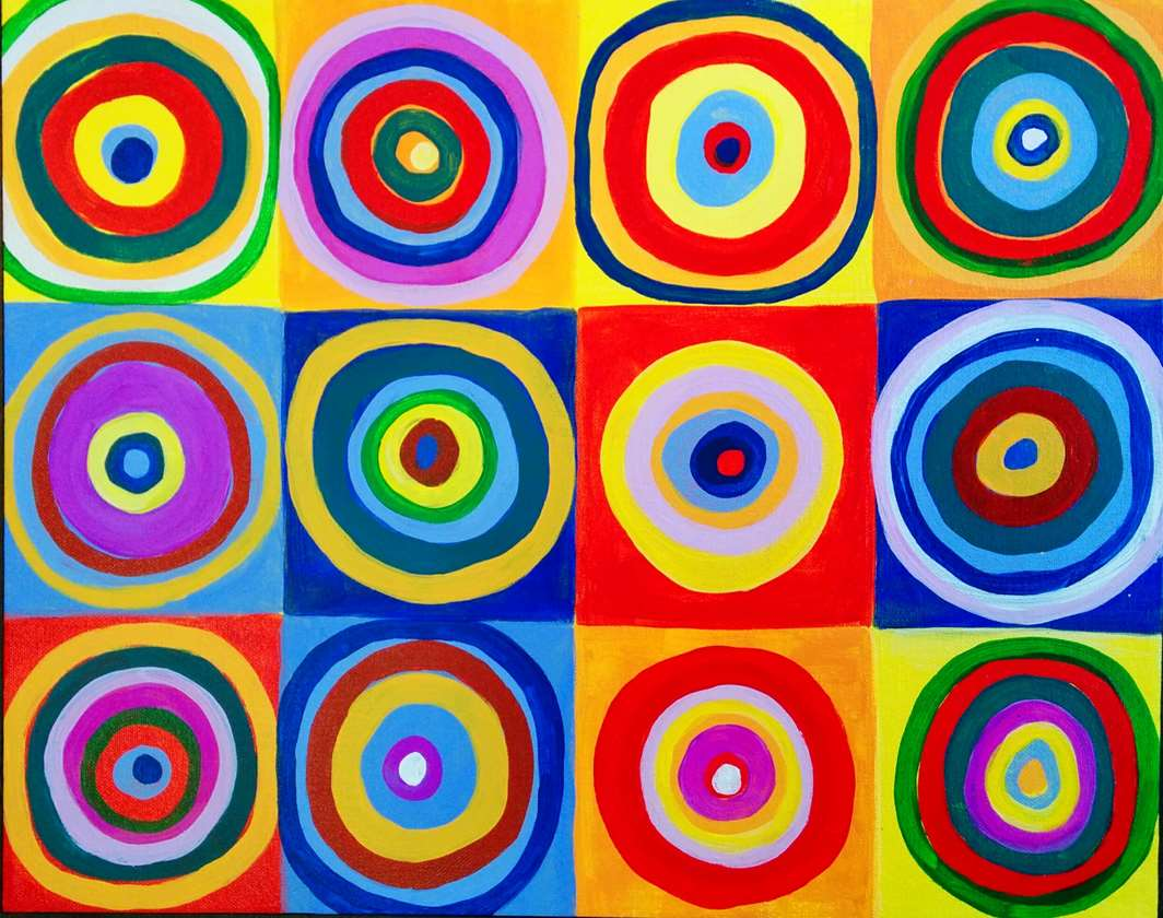 Kandinsky S Circles Thu Apr 18 1pm At Exton