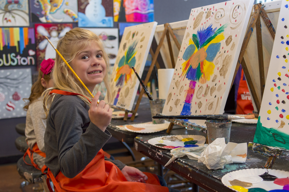 Kids' Summer Art Camp