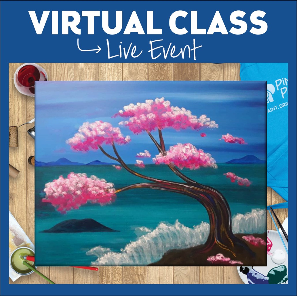 Virtual Class - Use Your Own Supplies