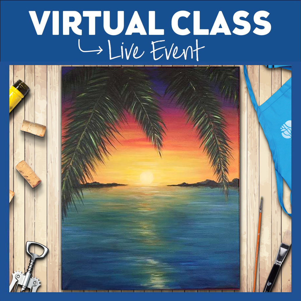 VIRTUAL CLASS! WITH SUPPLIES!