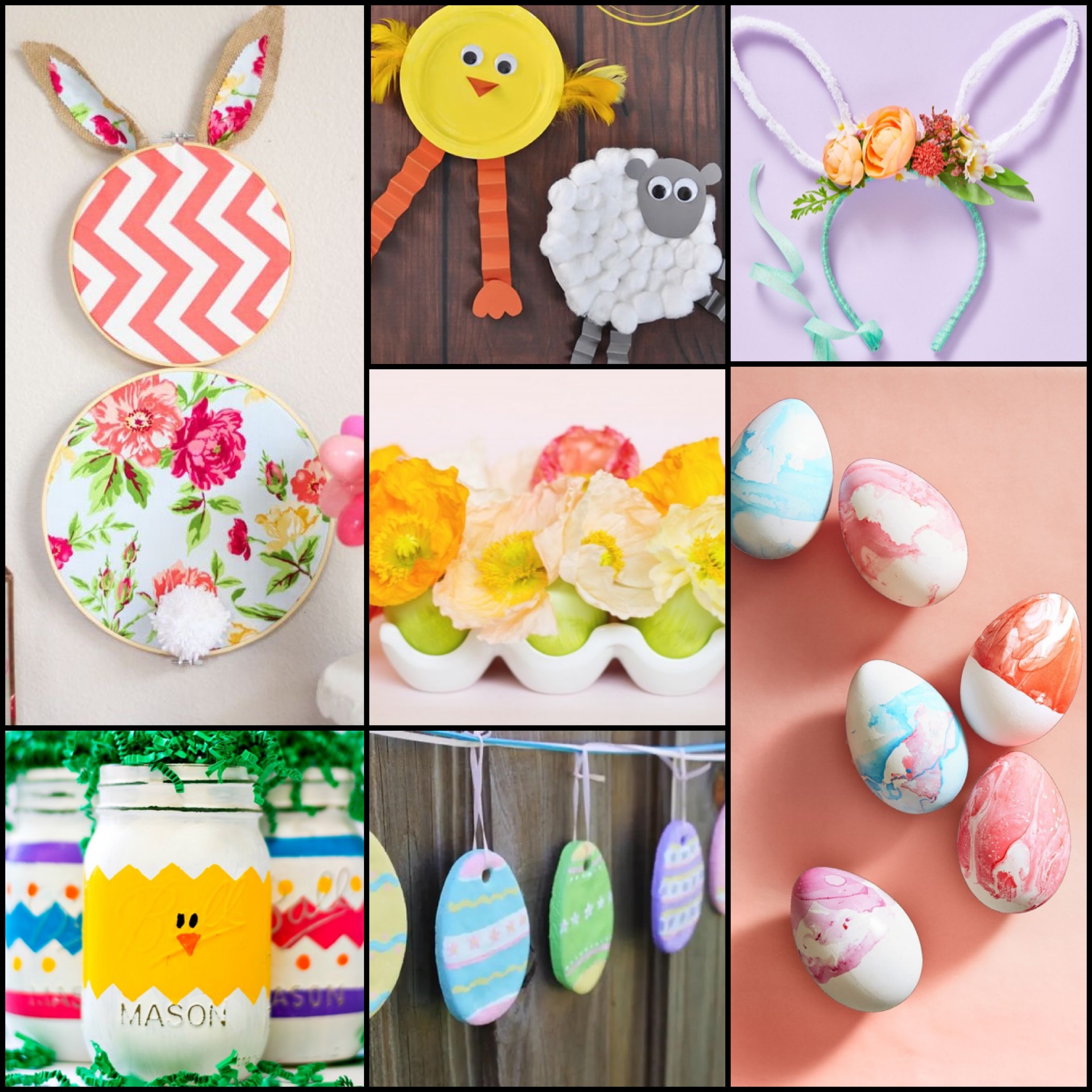 Fun Easter Crafts The Everyone Will Love!