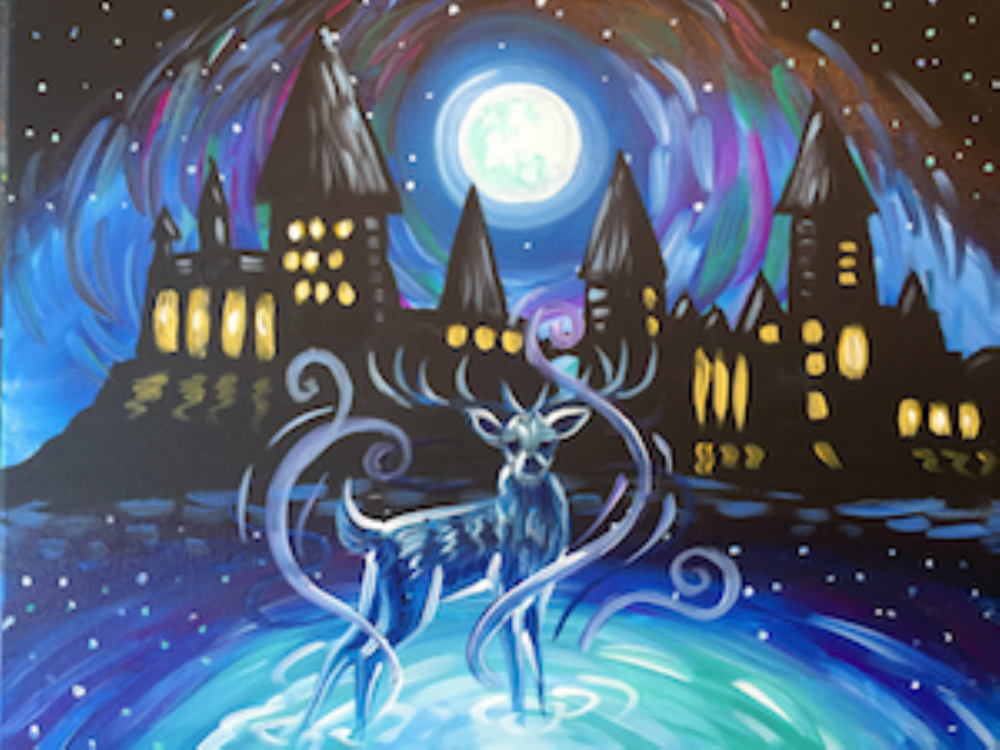 Magical Spirit Creature