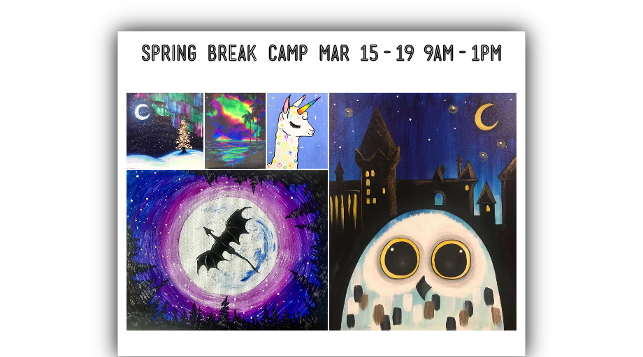 Little Brushes: Kids Camp!