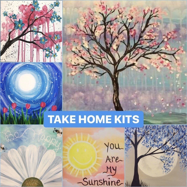 Pick Up Take Home Kits 5/27 or 5/29 2-6 PM