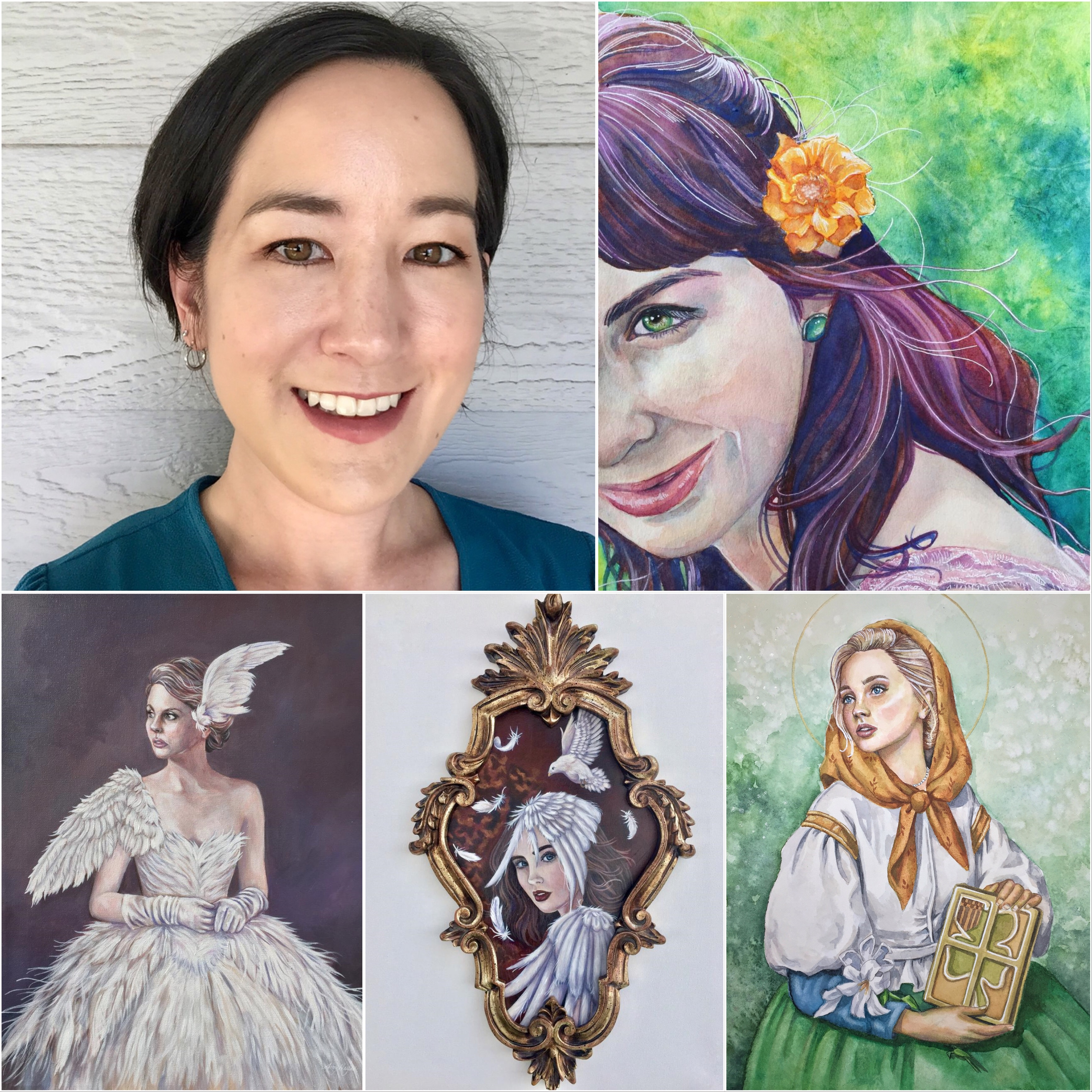 Artist of the Month! Amy Heyse