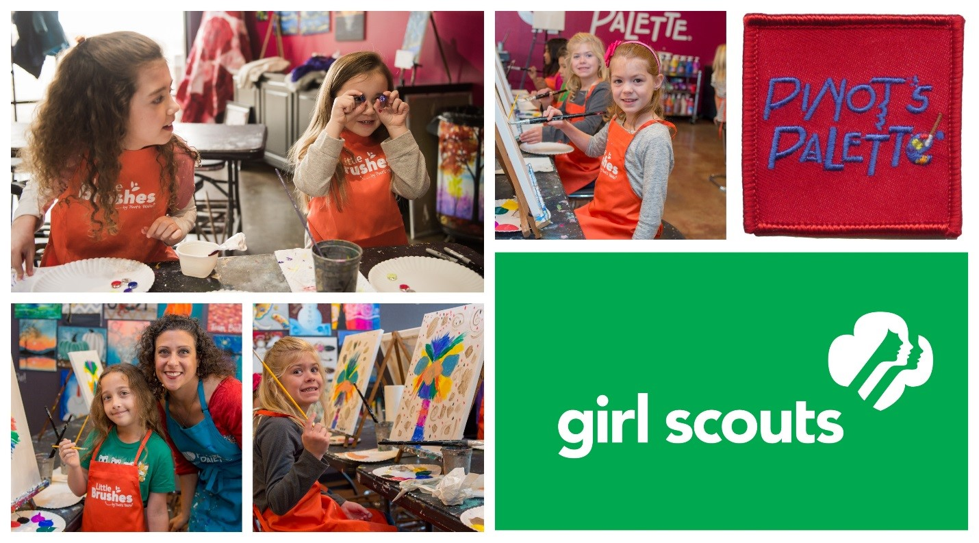 National Girl Scout Day!