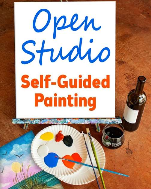 Open Studio Painting 2021!