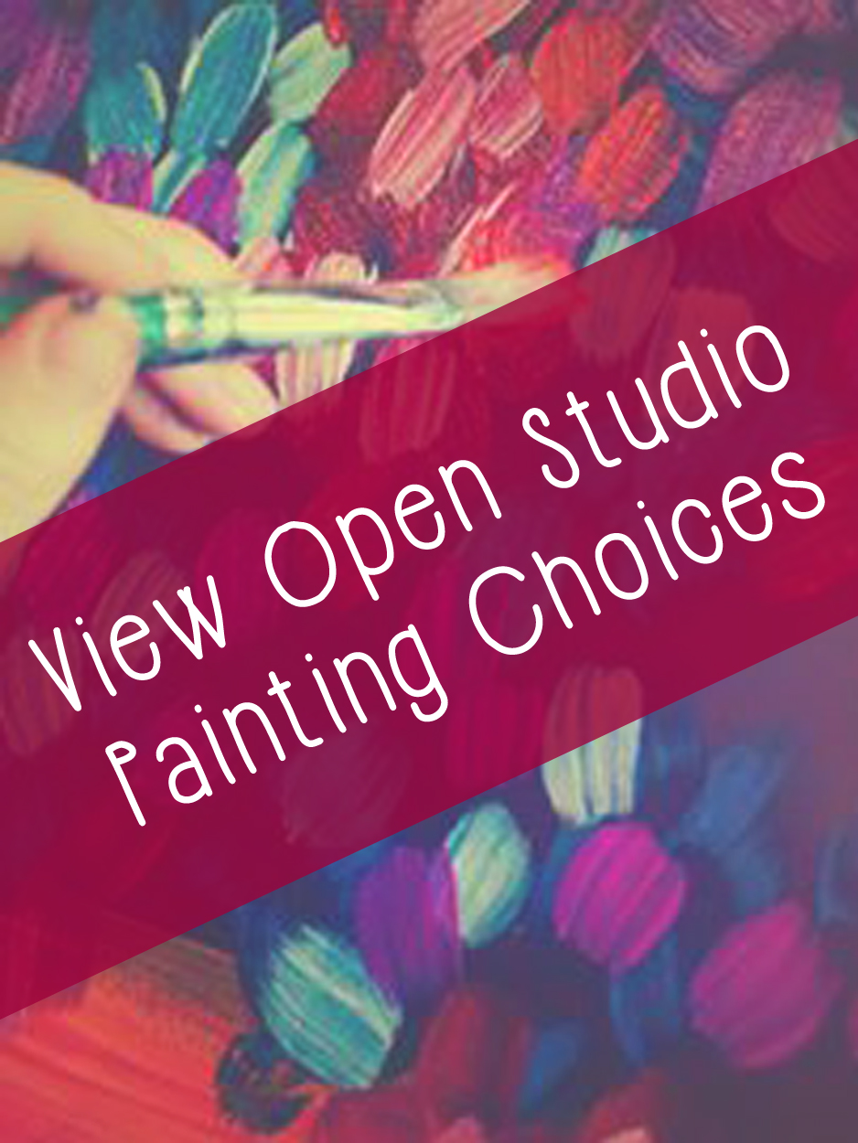 Open Studio Painting