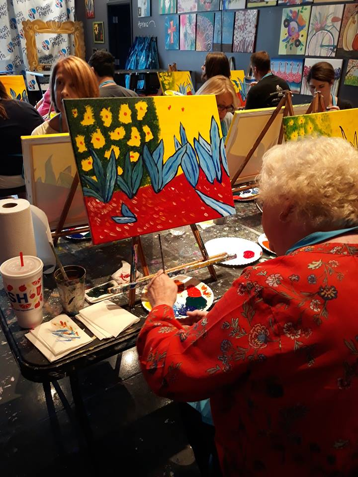 art classes in Richardson TX with knowledgeable instructors
