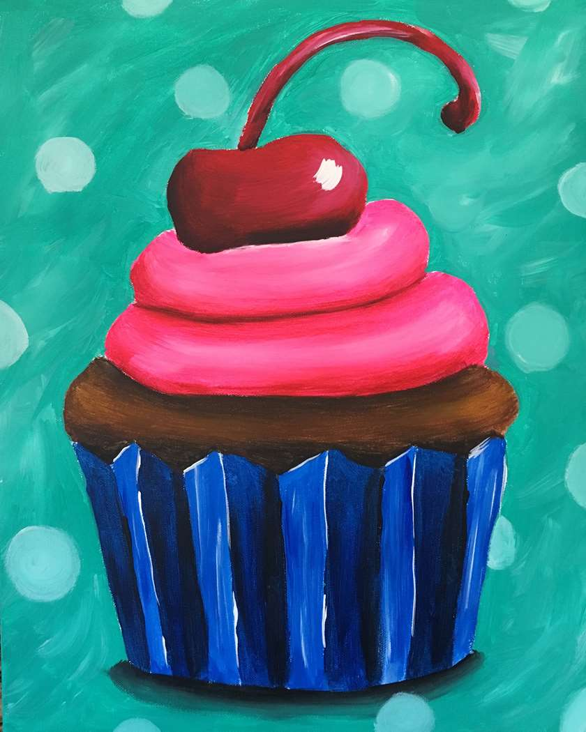 celebrate birthdays with paint night in Garland