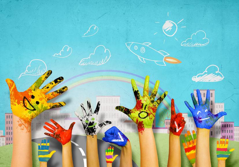 inspiring art classes in Plano